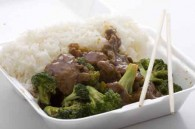 Beef Broccoli Chinese