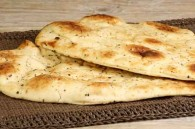 Naan Garlic and Coriander